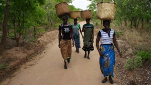 Young women in Malawi, where the legal age of marriage has been raised to 18.